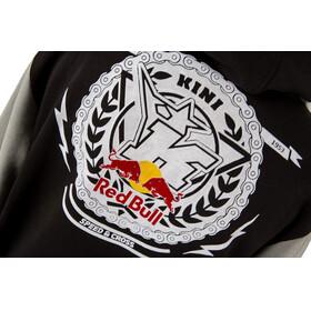 Kini Red Bull Crest Hoodie Men Black/Grey